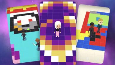 Photo of Snapchat lanza su segundo juego multijugador propio: Bitmoji Paint