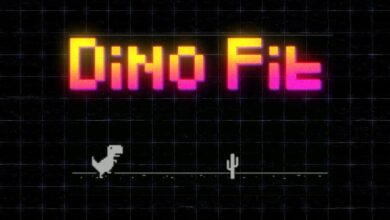 Photo of Tú eres el dinosaurio: salta en la vida real para controlar el mítico juego de Google Chrome