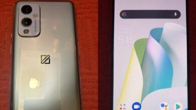 Photo of El OnePlus 9 se deja ver en supuestas imagenes reales que revelan varias de sus especificaciones