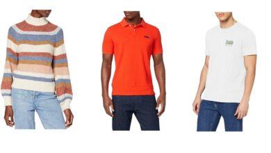 Photo of Chollos en tallas sueltas de pantalones, jerseys y camisetas Lee, Superdry, Levi's o Pepe Jeans a la venta en Amazon