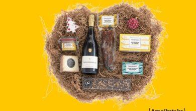 Photo of 37 packs y cestas navideñas, con las mejores selecciones de Amaiketako, en oferta con este cupón: desde 35,91 euros