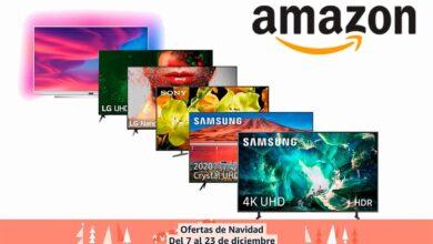 Photo of Las ofertas de Navidad de Amazon tienen 15 modelos de smart TVs de Philips, LG, Hisense o Thomson a precios rebajados