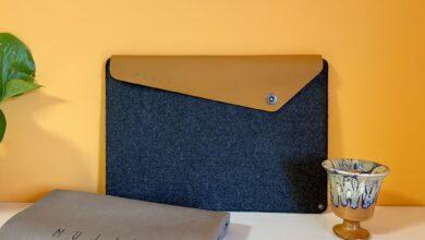 """Photo of Sleeve para MacBook Pro 16"""" de Mujjo, la protección de calidad llega al mayor portátil de Apple"""