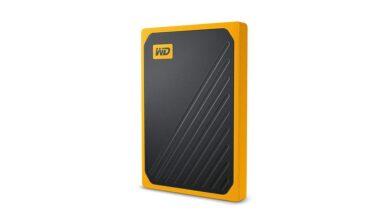 Photo of ¿Buscas disco duro rápido y ligero para llevar junto al portátil? En Amazon el WD My Passport Go de 1 TB está rebajado a 127,49 euros