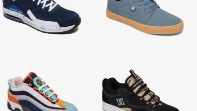Photo of Chollos en tallas sueltas de zapatillas DC Shoes a partir de 22 euros gracias al descuento del 40% extra