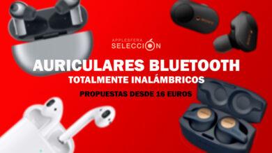 Photo of Esta Navidad quiero unos auriculares Bluetooth totalmente inalámbricos: 15 propuestas desde 16 euros para todos los bolsillos