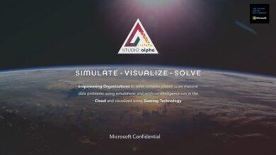 Photo of Studio Alpha, la división de Microsoft que busca aplicar la tecnología de los videojuegos a la toma de decisiones militares