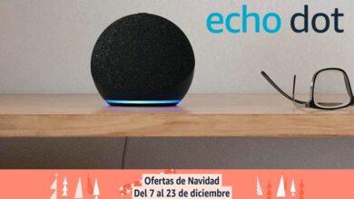 Photo of Ahorra 30 euros regalando un Echo Dot de 4ª generación estas navidades: Amazon lo tiene rebajado a 29,99 euros