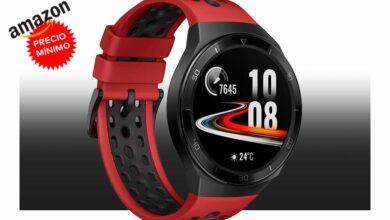 Photo of El Huawei Watch GT 2e Sport está más barato que nunca en Amazon: llévatelo por 99 euros a tiempo para los regalos de Navidad