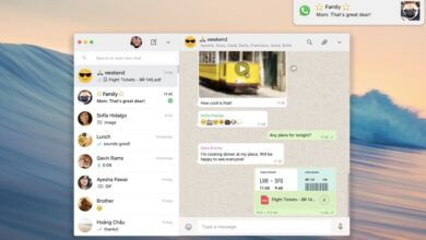 Photo of Facebook está probando las llamadas de voz y vídeo de WhatsApp en su cliente para Mac