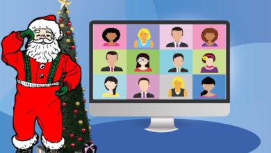 Photo of Zoom suprimirá el límite de 40 minutos de sus videollamadas en Nochebuena, Navidad y Nochevieja