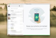 Photo of WhatsApp comienza a habilitar las llamadas de vídeo y audio en WhatsApp Desktop y WhatsApp Web