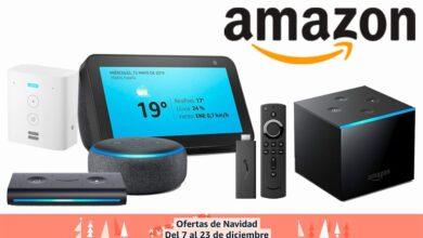 Photo of Por si se te escaparon en el Black Friday, Amazon tiene algunos de sus Echo y Fire TV en oferta por Navidad