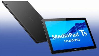 Photo of Regalar la Huawei MediaPad T5 más potente estas navidades sale más barato en Amazon. Esta tableta está rebajada a 179 euros