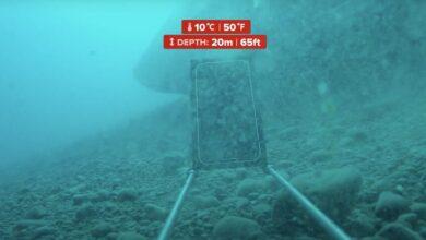 Photo of Así resiste el iPhone 12 a un test de submarinismo realizado en CNET
