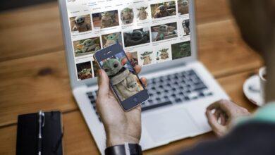 Photo of Baby Yoda en tu casa: haz que aparezca gracias a la realidad aumentada de Google