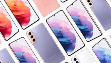 Photo of Éstos son los Samsung Galaxy S21 5G: se filtran las imágenes de prensa completas de todos los modelos