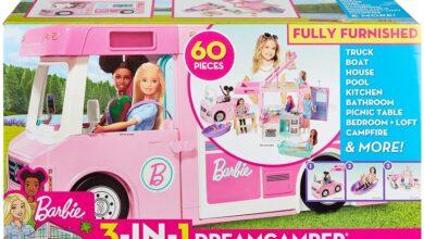 Photo of La caravana de Barbie está rebajadísima en Amazon y si la metes en tu cesta hoy llegará justo a tiempo para Navidad