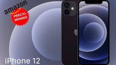 Photo of Nuevo precio mínimo en Amazon para el iPhone 12 de 128 GB: ahora por 897 euros