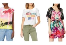 Photo of 9 ofertas de Desigual en Amazon por menos de 25 euros: vestidos, camisetas y blusas a buen precio