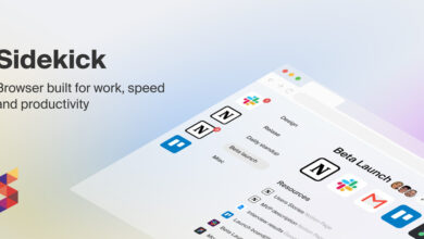 """Photo of Probamos Sidekick: un nuevo y prometedor navegador que presume de ser """"el más rápido para trabajar"""""""
