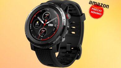 Photo of Precio mínimo en Amazon para el Amazfit Stratos 3: un completo reloj deportivo por 156,90 euros