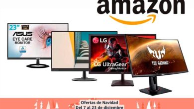 Photo of BenQ, Dell, HP, Millenium, Ozone o Samsung: 9 monitores en oferta en Amazon para regalar por Navidad