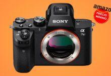 Photo of Precio mínimo en Amazon para la Sony Alpha 7 Mark II, un cuerpo sin espejo y full frame por sólo 734 euros