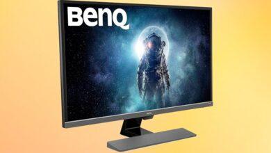 Photo of Un monitor de 32 pulgadas 4K como el BenQ EW3270U tiene un precio superrebajado en las ofertas de Navidad de Amazon. Lo tienen por 379,99 euros