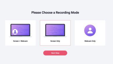 Photo of Esta web es la mejor forma de grabar la pantalla sin instalar nada en Windows 10, macOS y Linux, con sonido y webcam
