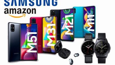 Photo of Semana Samsung en Amazon: smartphones, smartwatches y auriculares true wireless a precios rebajados