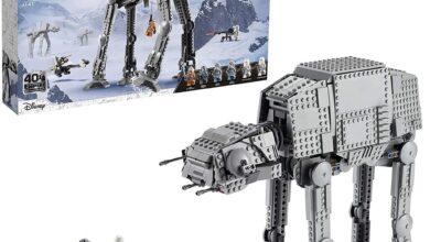 Photo of Precio mínimo histórico en el set Lego Star Wars AT-AT, que puede ser nuestro por 108,74 euros en Amazon