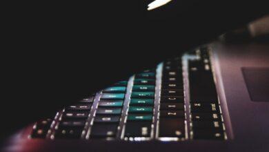 Photo of Una pantalla en cada tecla: esta patente de Apple de un teclado dinámico es la más creíble hasta la fecha