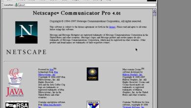"""Photo of Netscape Communicator y Mozilla Mail son los ejemplos de """"software moderno"""" que aparecen en el acuerdo del Brexit"""