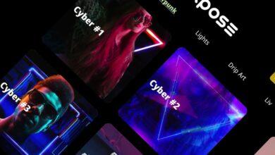 Photo of Expose, una app para crear efectos a lo Cyberpunk en cualquiera de tus fotos