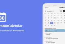Photo of Proton Calendar aterriza en Android en fase beta: un calendario centrado en la seguridad