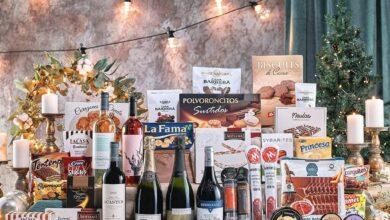 Photo of Desde las clásicas con turrón y jamón hasta las de dulces japoneses: las 18 cestas de Navidad y cajas gourmet más vendidas de Amazon