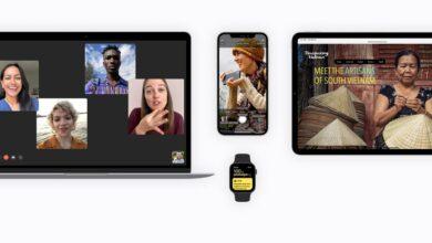 Photo of Apple ha actualizado su sitio web sobre accesibilidad con más información y un nuevo diseño