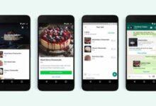 Photo of WhatsApp estrena función de carrito de la compra