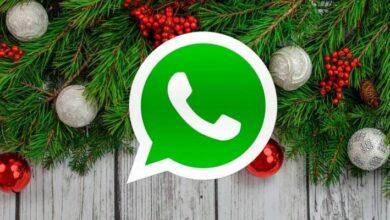 Photo of WhatsApp: Con este truco puedes agregarle al ícono de la aplicación un gorrito de navidad