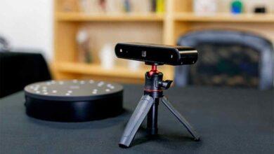 Photo of Un sencillo pero interesante escáner 3D que triunfa en Kickstarter