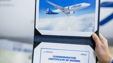 Photo of Alaska Airlines se convierte en la primera aerolínea en comprar Boeing 737 MAX tras su vuelta al servicio
