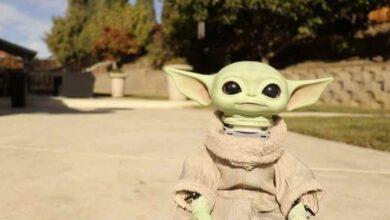 Photo of Consiguen convertir a Baby Yoda en un robot que te puede seguir mediante IA