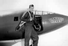 Photo of Ha muerto Chuck Yeager, la primera persona en volar más rápido que el sonido