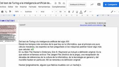 Photo of Los documentos creados en Google Docs se pueden «reproducir» como una película tal y como se teclearon y editaron, con precisión de microsegundos