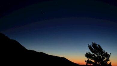 Photo of La Gran conjunción de Júpiter y Saturno de diciembre de 2020