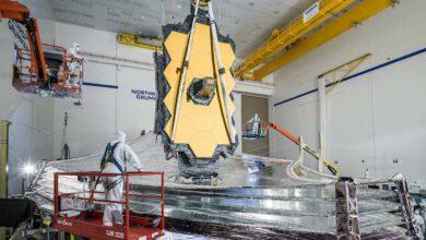Photo of La NASA comprueba que el parasol del Telescopio Espacial James Webb debería desplegarse correctamente