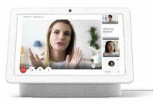 Photo of Las mejoras de Google Meet para los dispositivos Nest Hub Max