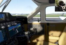 Photo of Llega la Realidad Virtual a Microsoft Flight Simulator