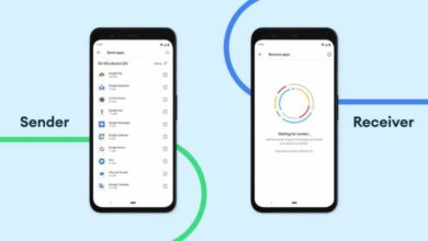 Photo of Google permitirá compartir aplicaciones Android con Nearby Share